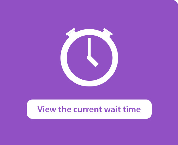 View wait times for Novant Health Hemby Children's Hospital emergency room