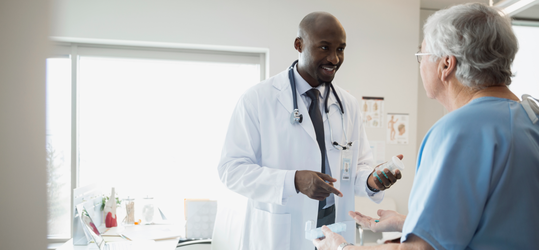 Click here to learn Why It Takes a Village to Raise a Doctor. Watch this video to learn more about the health equity opportunity that exists to increase the number of Black physicians.