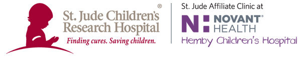 St. Jude Affiliate Clinic at Novant Health Hemby Children's Hospital