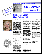Dovetail 2014 newsletter