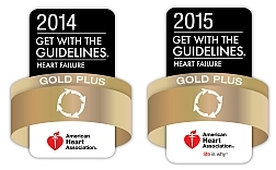 2014 and 2015 Heart Failure Awards