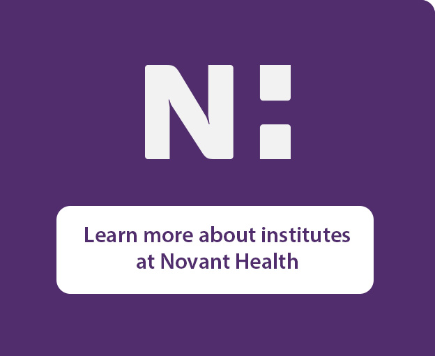 Learn more about institutes at Novant Health