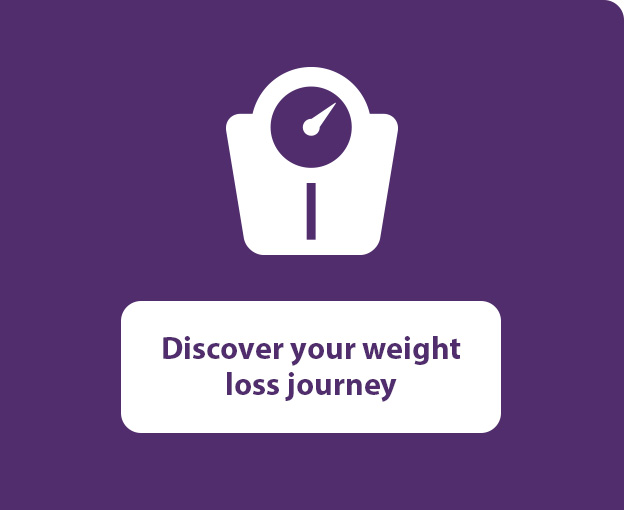 Discover your weight loss journey