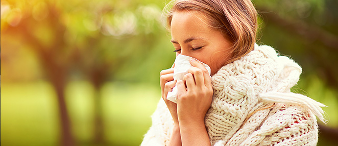 Winter's chills include cold and flu