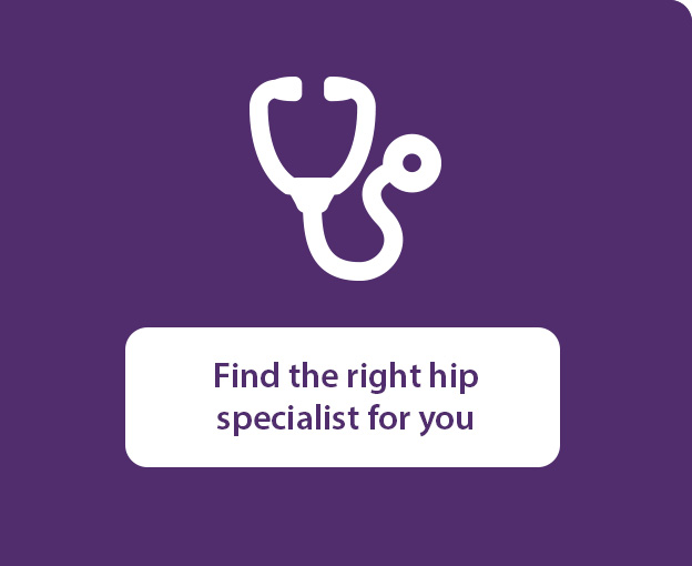 Find the right Novant Health hip specialist for you