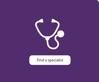 Find an orthopedic specialist near you