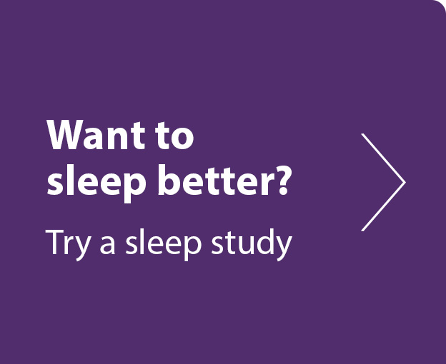 Want to sleep better? Try a sleep study