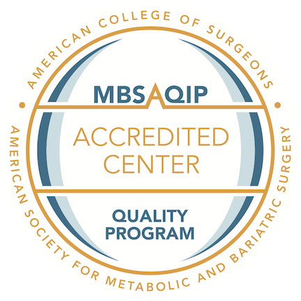 ACS accreditation seal