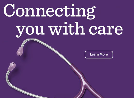 connecting you with care